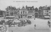 Place de l'Amiral Courbet