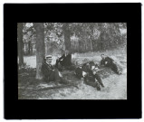 Excursion de Loeuilly - mai 1909