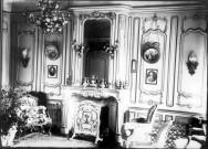 Grand salon de la Villa Bagatelle à Abbeville