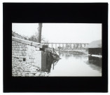 Chantilly, le viaduc - avril 1902
