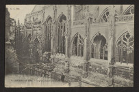 AMIENS EN 1918. EGLISE SAINT-GERMAIN