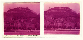 Grenoble. Le fort